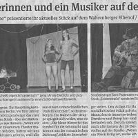 Zeitungsartikel Volksstimme vom 25.06.14