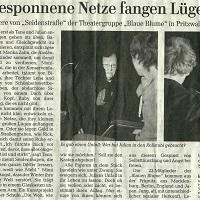 Zeitungsartikel MAZ vom 14.09.13